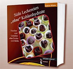 Buchansicht Süße Leckereien ohne Kohlenhydrate von Sabine Witzke